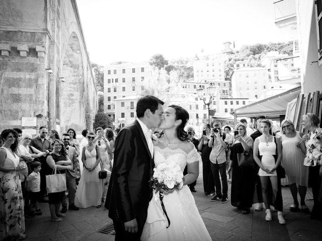Il matrimonio di Alessandro e Simona a Zoagli, Genova 28