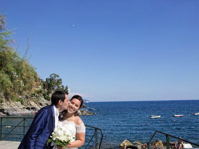 Il matrimonio di Alessandro e Simona a Zoagli, Genova 31