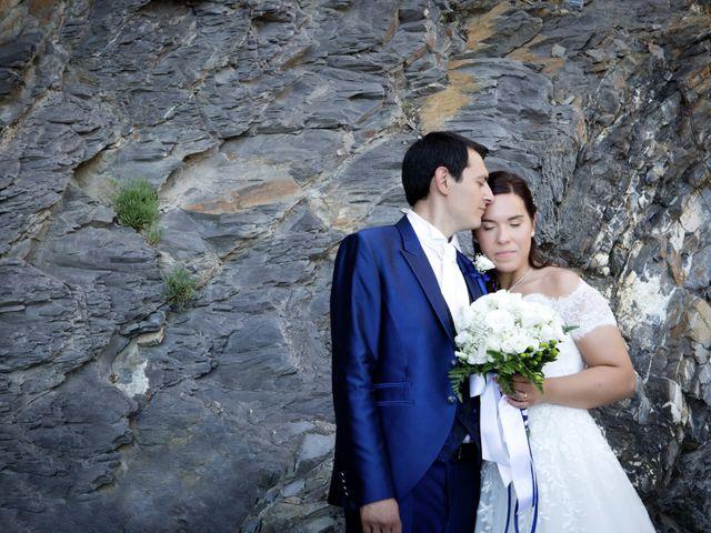 Il matrimonio di Alessandro e Simona a Zoagli, Genova 33