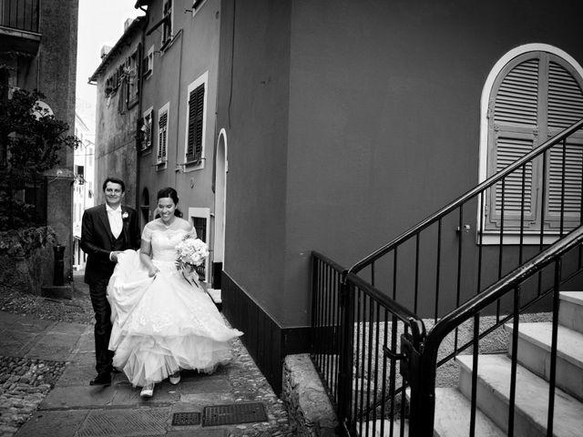 Il matrimonio di Alessandro e Simona a Zoagli, Genova 37