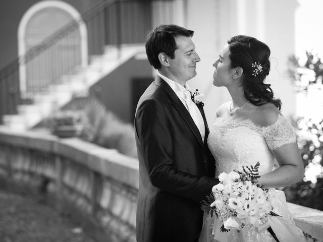 Il matrimonio di Alessandro e Simona a Zoagli, Genova 1