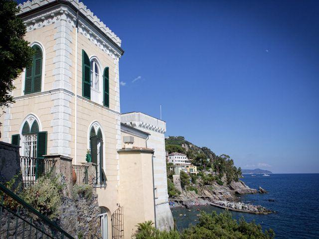 Il matrimonio di Alessandro e Simona a Zoagli, Genova 38