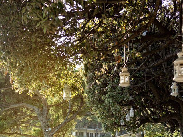 Il matrimonio di Alessandro e Simona a Zoagli, Genova 40