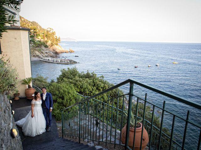 Il matrimonio di Alessandro e Simona a Zoagli, Genova 43