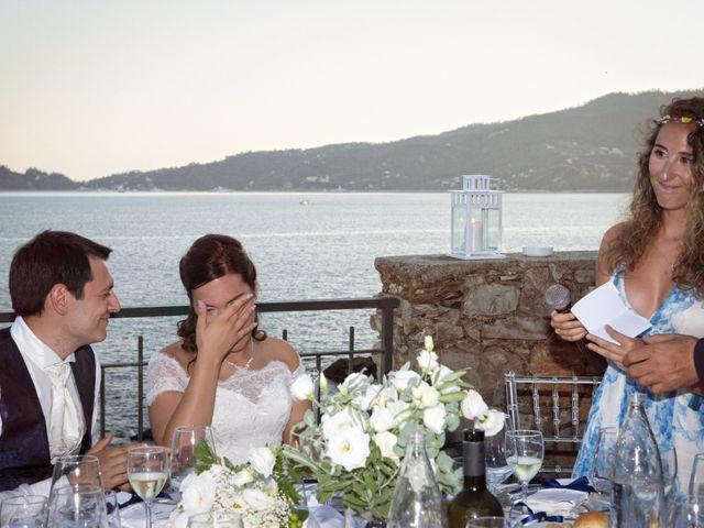 Il matrimonio di Alessandro e Simona a Zoagli, Genova 44