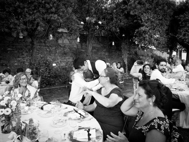 Il matrimonio di Alessandro e Simona a Zoagli, Genova 45