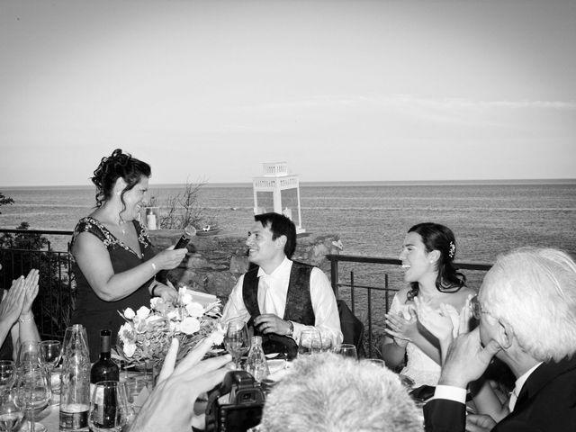 Il matrimonio di Alessandro e Simona a Zoagli, Genova 46