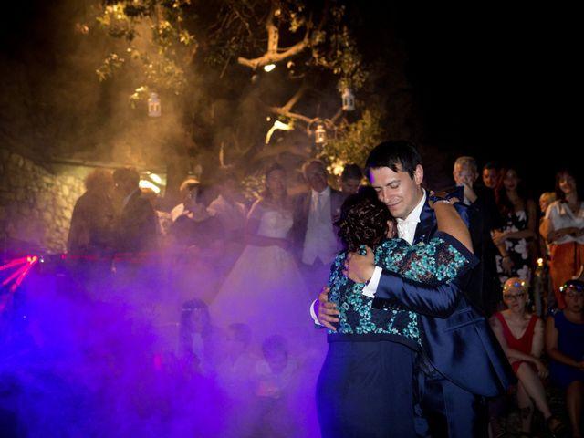 Il matrimonio di Alessandro e Simona a Zoagli, Genova 54