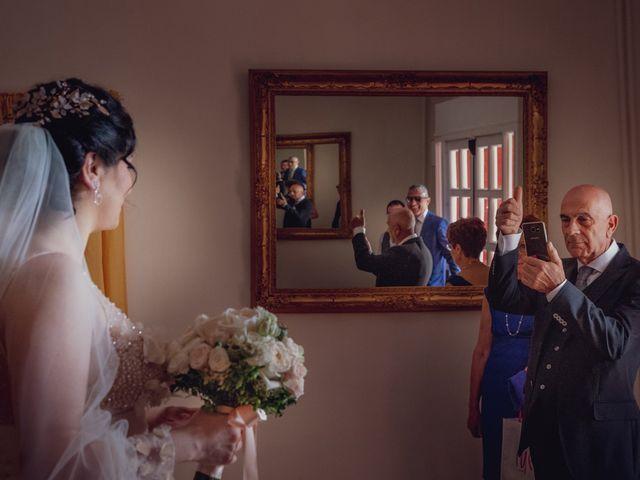 Il matrimonio di Filippo e Rossana a Altomonte, Cosenza 8