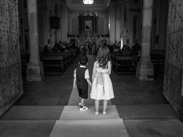 Il matrimonio di Filippo e Rossana a Altomonte, Cosenza 10