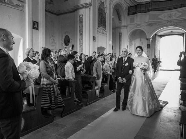 Il matrimonio di Filippo e Rossana a Altomonte, Cosenza 11
