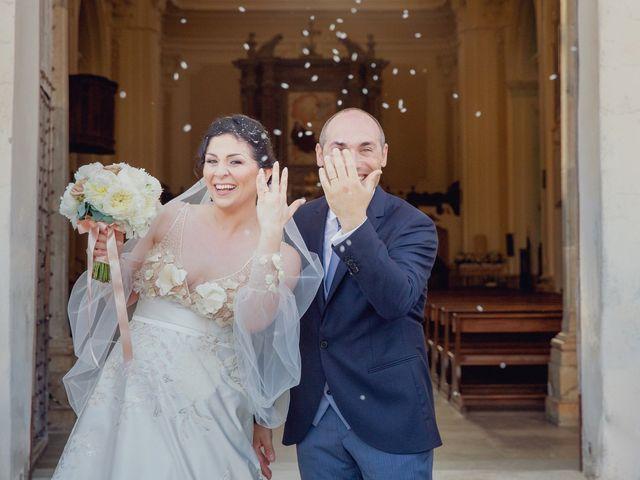 Il matrimonio di Filippo e Rossana a Altomonte, Cosenza 13
