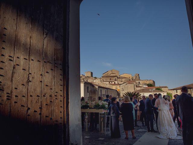 Il matrimonio di Filippo e Rossana a Altomonte, Cosenza 14