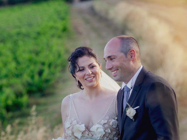Il matrimonio di Filippo e Rossana a Altomonte, Cosenza 17