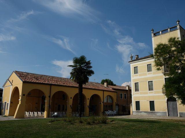 Il matrimonio di Michele e Enrica a Selvazzano Dentro, Padova 1