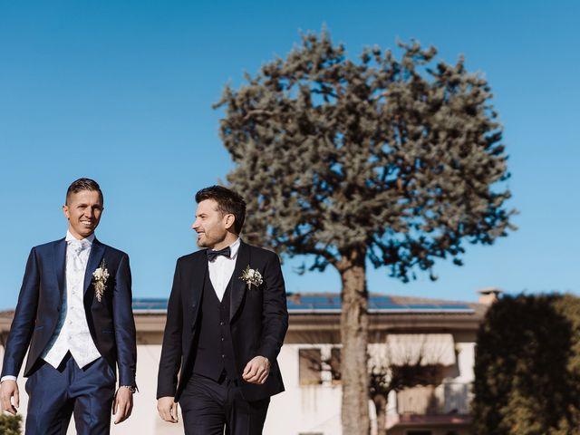 Il matrimonio di Andrea e Stefania a Fontanelle, Treviso 1