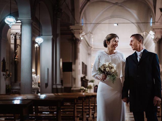Il matrimonio di Andrea e Stefania a Fontanelle, Treviso 11