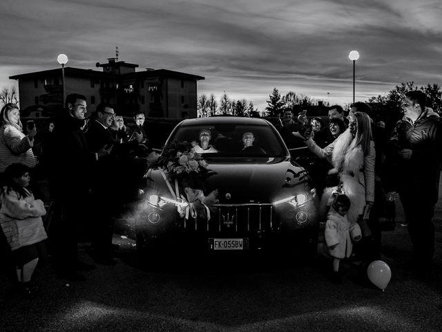 Il matrimonio di Andrea e Stefania a Fontanelle, Treviso 13