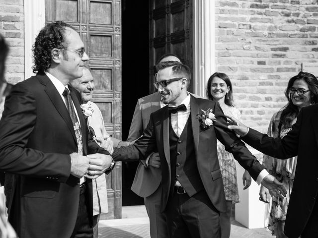 Il matrimonio di Emanuele e Patrizia a Ravenna, Ravenna 25