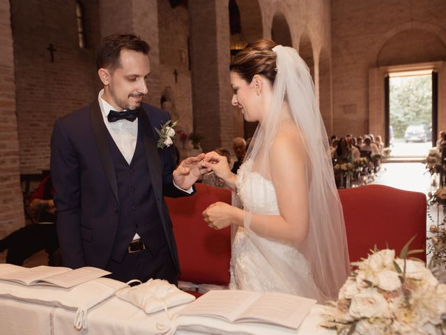 Il matrimonio di Emanuele e Patrizia a Ravenna, Ravenna 34