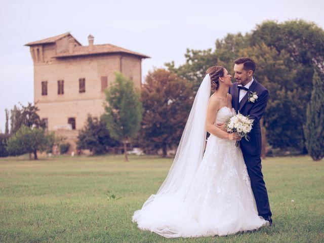 Il matrimonio di Emanuele e Patrizia a Ravenna, Ravenna 42