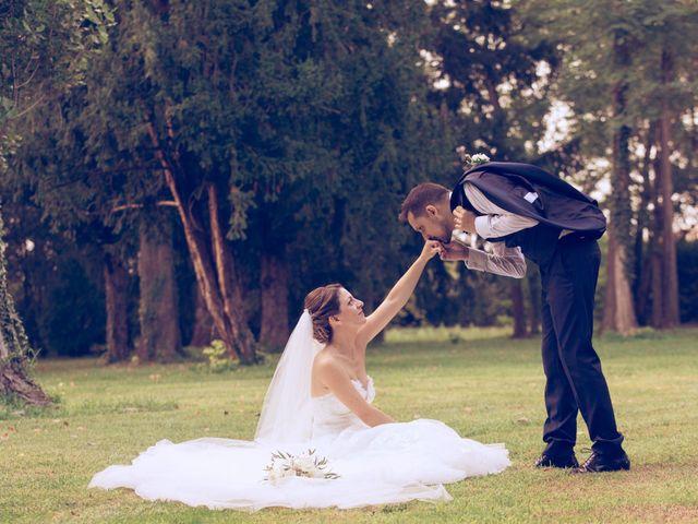 Le nozze di Patrizia e Emanuele