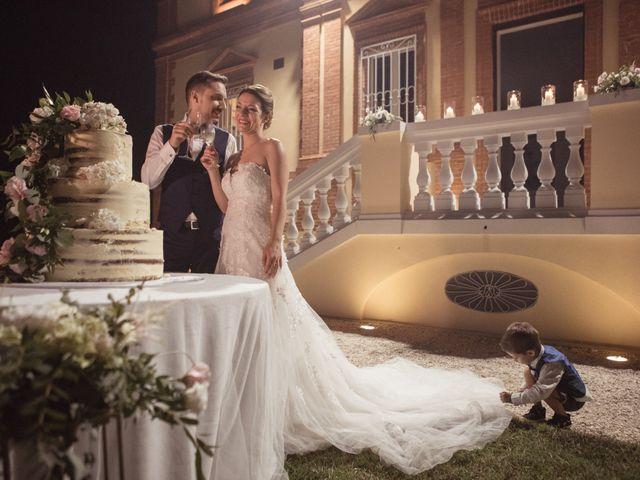Il matrimonio di Emanuele e Patrizia a Ravenna, Ravenna 75
