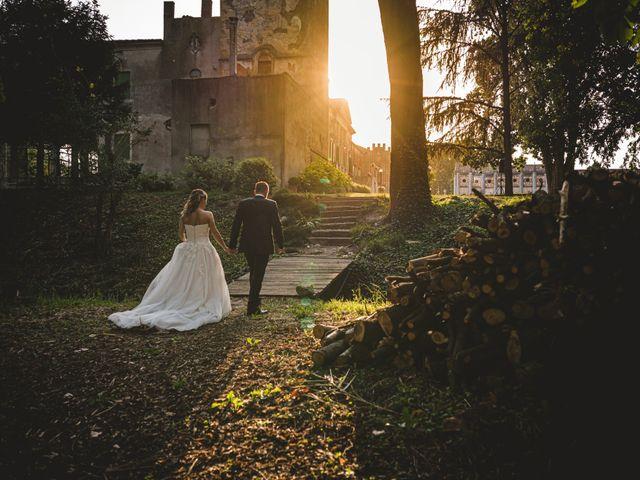 Le nozze di Federica e Federico