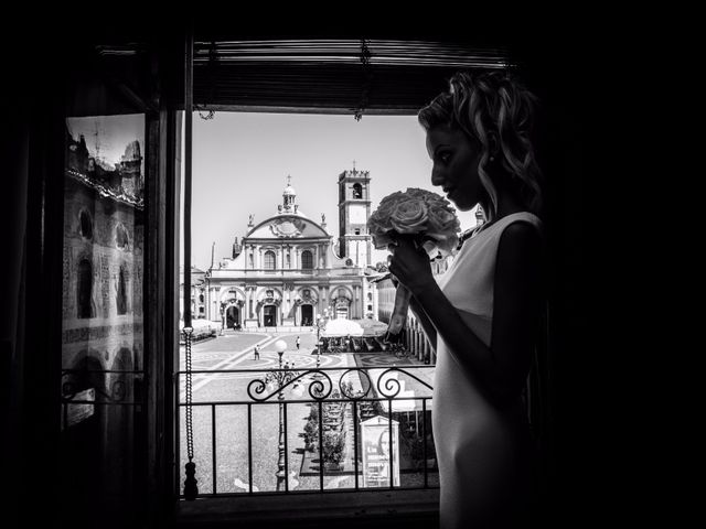 Il matrimonio di Alex e Angela a Vigevano, Pavia 9