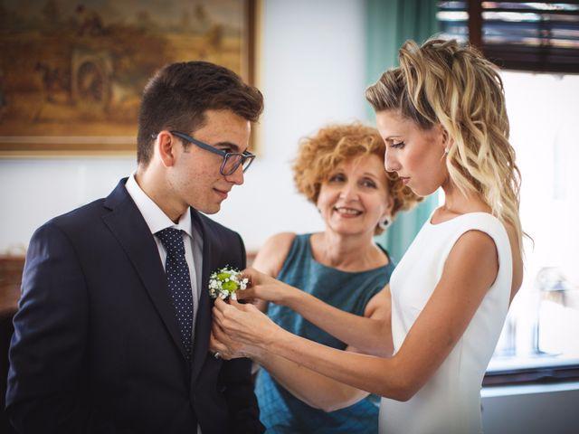 Il matrimonio di Alex e Angela a Vigevano, Pavia 10
