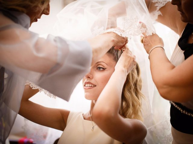 Il matrimonio di Alex e Angela a Vigevano, Pavia 13