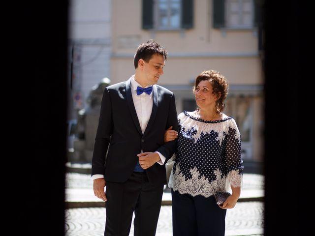 Il matrimonio di Alex e Angela a Vigevano, Pavia 15