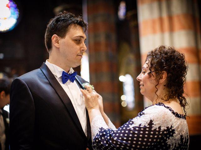 Il matrimonio di Alex e Angela a Vigevano, Pavia 16