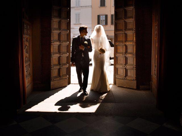 Il matrimonio di Alex e Angela a Vigevano, Pavia 19