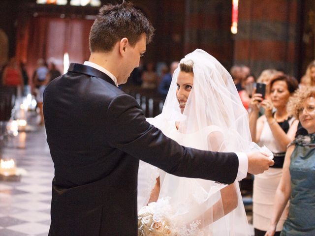Il matrimonio di Alex e Angela a Vigevano, Pavia 20