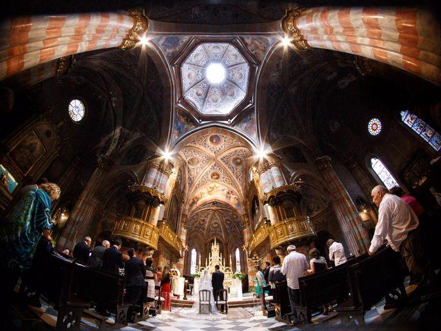 Il matrimonio di Alex e Angela a Vigevano, Pavia 23