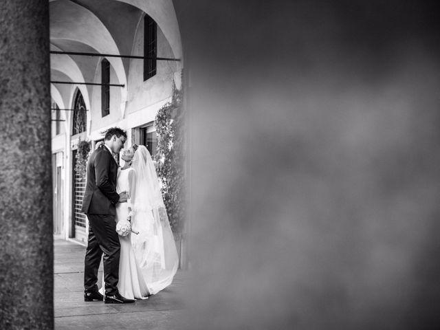 Il matrimonio di Alex e Angela a Vigevano, Pavia 29
