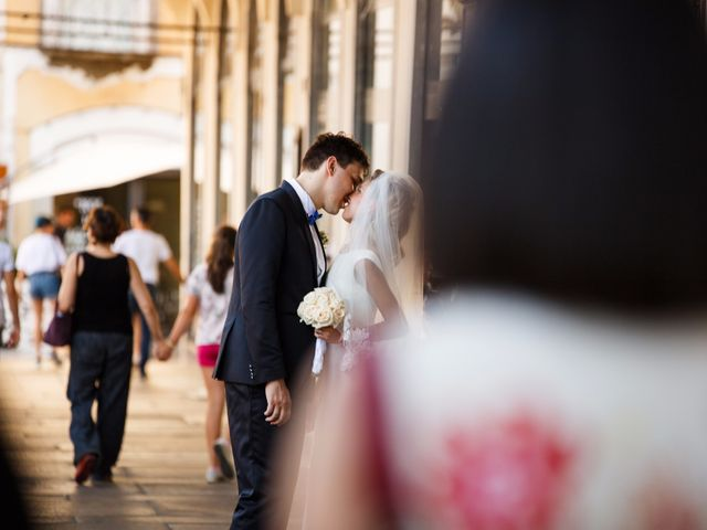 Il matrimonio di Alex e Angela a Vigevano, Pavia 30
