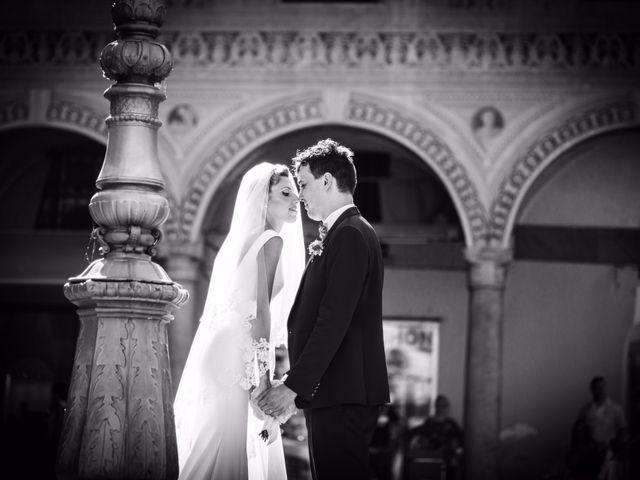 Il matrimonio di Alex e Angela a Vigevano, Pavia 31