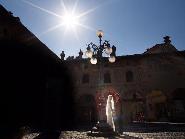 Il matrimonio di Alex e Angela a Vigevano, Pavia 32