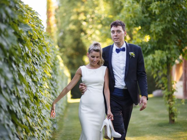 Il matrimonio di Alex e Angela a Vigevano, Pavia 38