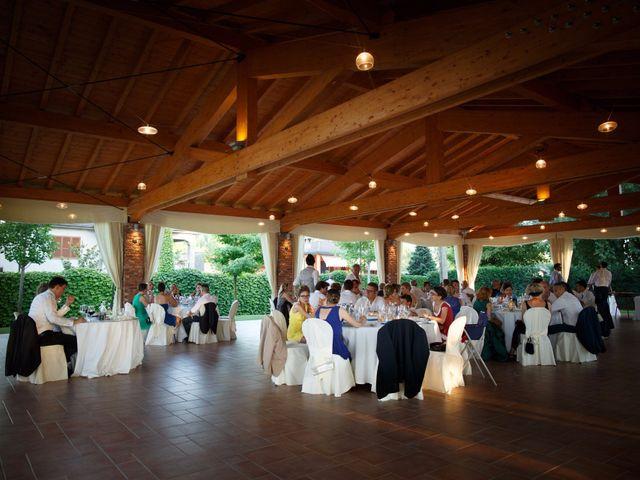 Il matrimonio di Alex e Angela a Vigevano, Pavia 49