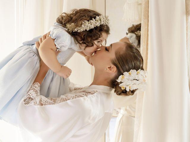 Il matrimonio di Angelo e Anna a Sorrento, Napoli 7