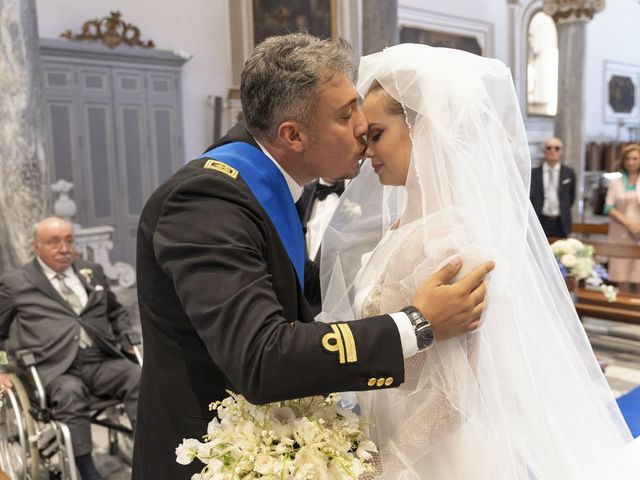 Il matrimonio di Angelo e Anna a Sorrento, Napoli 27