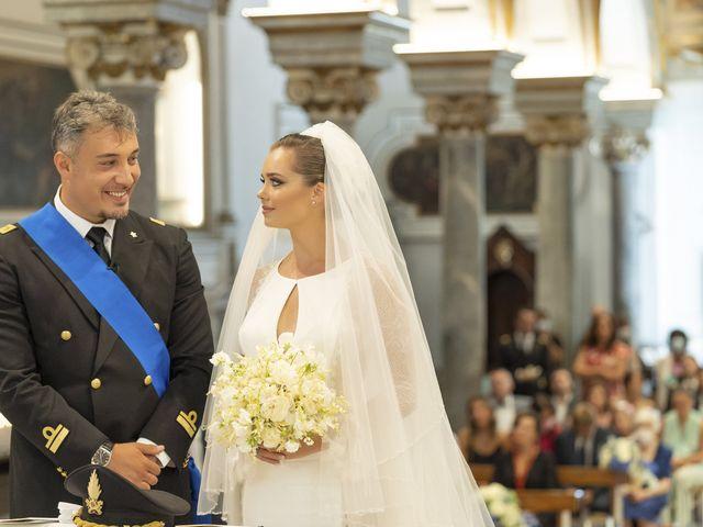 Il matrimonio di Angelo e Anna a Sorrento, Napoli 28