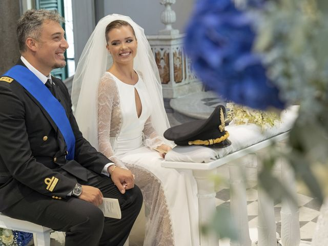 Il matrimonio di Angelo e Anna a Sorrento, Napoli 29