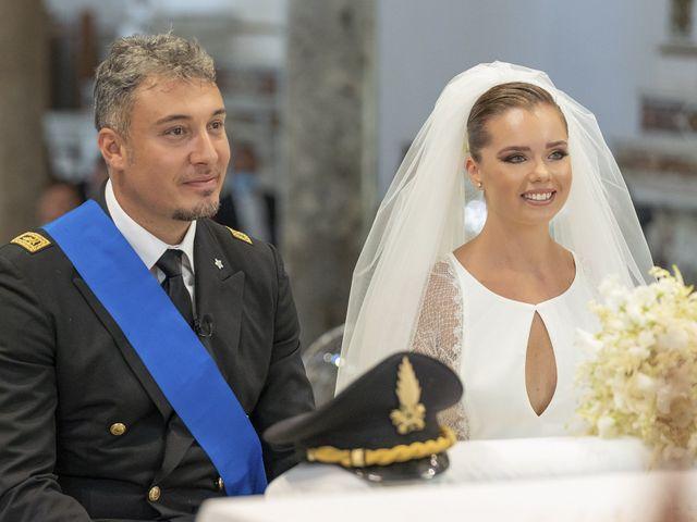 Il matrimonio di Angelo e Anna a Sorrento, Napoli 30