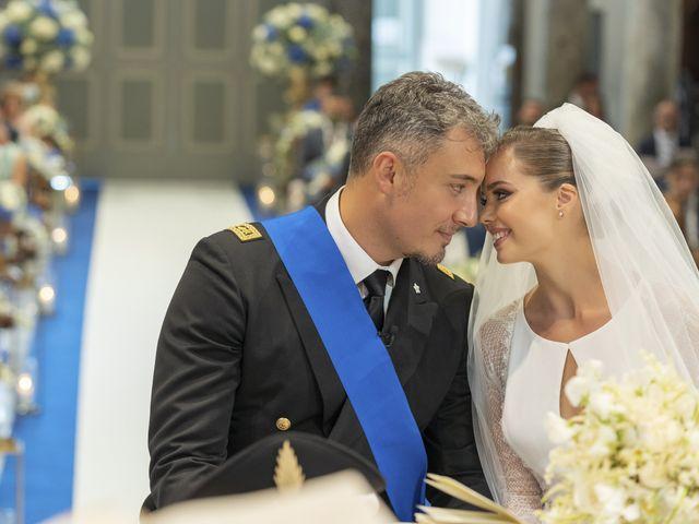 Il matrimonio di Angelo e Anna a Sorrento, Napoli 33