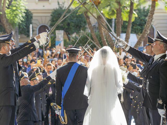 Il matrimonio di Angelo e Anna a Sorrento, Napoli 36