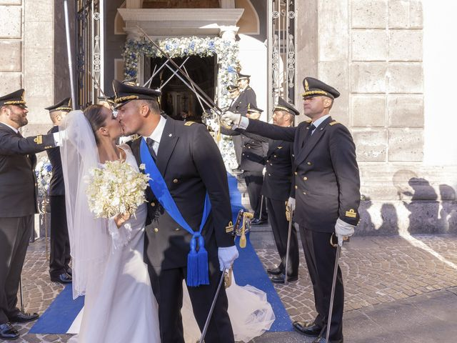 Il matrimonio di Angelo e Anna a Sorrento, Napoli 38